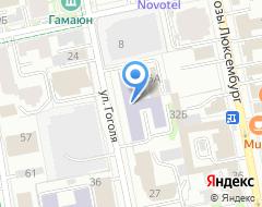Компания РЭУ Российский экономический университет им. Г.В. Плеханова на карте города