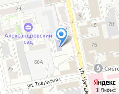 Компания Детская художественная школа №2 им. Г.С. Мосина на карте города