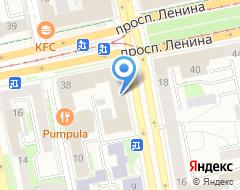 Компания Банкомат КБ ЛОКО-Банк на карте города