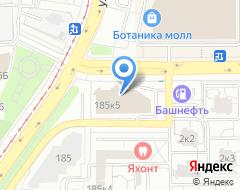 Компания Алмаз-ломбард на карте города
