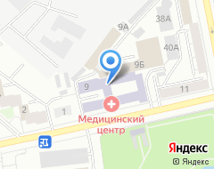 Компания Метротон на карте города