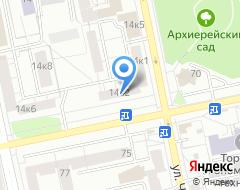 Компания КАСКО-клуб.рф на карте города