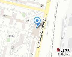 Компания Банкомат ЮниКредит Банк на карте города