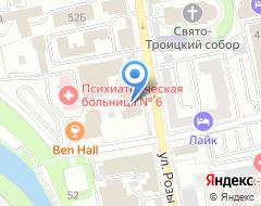 Компания Институт истории и археологии на карте города