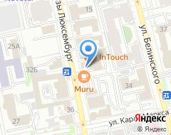 Компания Свердловская областная федерация волейбола на карте города