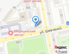 Компания Елена на карте города