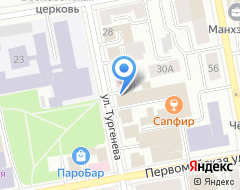 Компания КАРТА на карте города