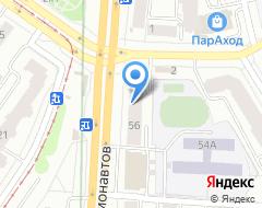 Компания Роскапиталгрупп на карте города