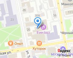 Компания СитиМенеджер на карте города