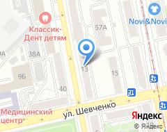 Компания ЮрКонсалтинг на карте города