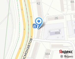 Компания Банк Нейва на карте города