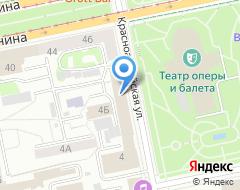 Компания Банкомат Банк ВТБ 24 на карте города