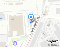 Компания РУСМИКРОФИНАНС на карте города