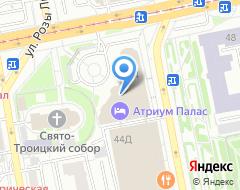 Компания Актуально.ру на карте города