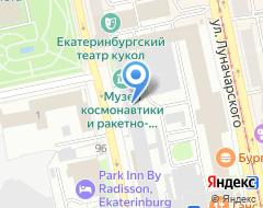 Компания Альфа-Капитал на карте города