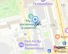 Компания Радиант на карте города