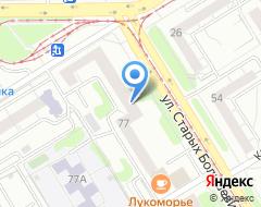 Компания КБ Стройкредит на карте города