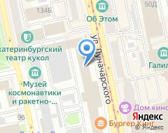 Компания Центр информационного сопровождения инвестиций на карте города