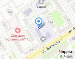 Компания Гимназия №99 на карте города