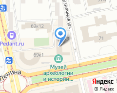 Компания Хмели Сунели на карте города