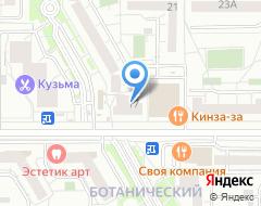 Компания АСТРАМЕД-МС на карте города