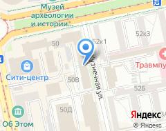 Компания Центр сертификации и консалтинга на карте города