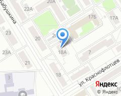 Компания Бизнес-Инкубатор на карте города