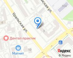 Компания Никодим на карте города