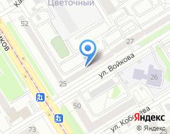 Компания Крошка-ру на карте города