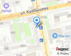 Компания Золотой слон на карте города