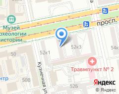 Компания Адвокатский кабинет Аленичевой Г.А на карте города