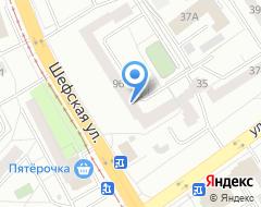 Компания REFERENT на карте города