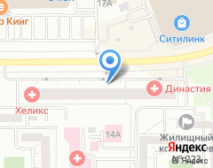 Компания Банкомат КБ Пойдём! на карте города