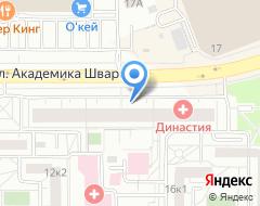 Компания Маргаритка на карте города