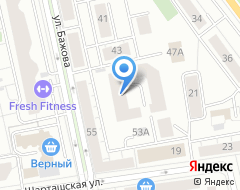 Компания Happy на карте города