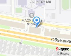 Компания SiteИнформ на карте города