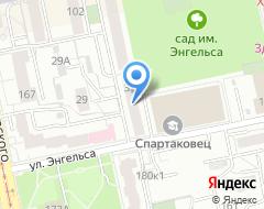 Компания Zvezda96.ru на карте города