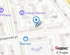 Компания Lokomaket на карте города