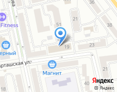 Компания Аудит-Инвест на карте города