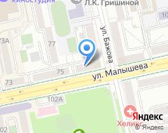 Компания Финам инвестиционная компания на карте города