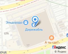 Компания Аттракцион-Инвест на карте города