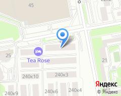 Компания Уральский центр Айенгар йоги на карте города