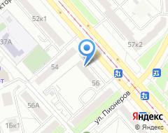 Компания Культурный PR на карте города