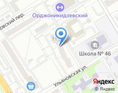 Компания Олимпия на карте города
