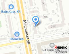 Компания OK Agency Group на карте города