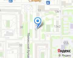 Компания Апарт-Отель24 на карте города