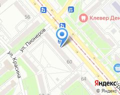 Компания ПолиграфМИКС на карте города