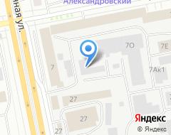 Компания Фабрика цвета на карте города