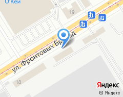 Компания Профтест на карте города