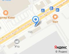 Компания ВЭП на карте города
